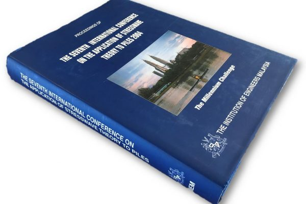 Proceedings of the Seventh Conference on the application of stress-wave theory on piles