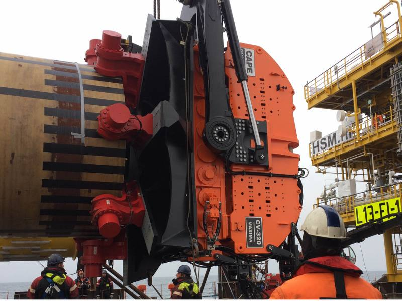 Big, bigger, biggest: VDA (vibratroy driving analysis) on huge monopiles for offshore wind farms (OWF)