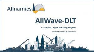 AllWave-DLT Software for Signal Matching of DLT/PDA Signals