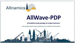 AllWave-PDP Software for driveability for impact hammers