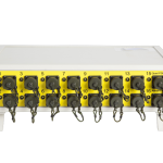 The 16-channel QUAD PDR