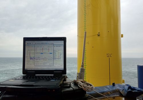Dynamic Load Testing for both offshore and onshore piles, concrete or steel, bored or driven