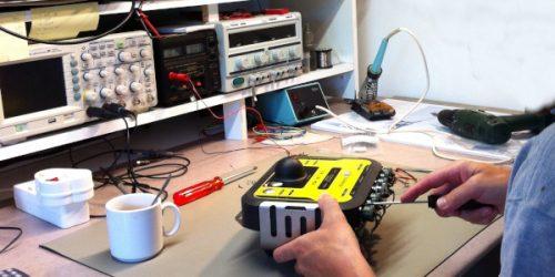 Werken bij Allnamics: Ontwikkeling van meetapparatuur