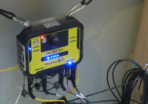 PDR in monitor mode for autonomous PDA monitoring