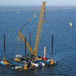 PDA testing on monopiles for Windpark Fryslân
